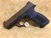 FN HERSTAL FIREARMS Pistol FNS-40